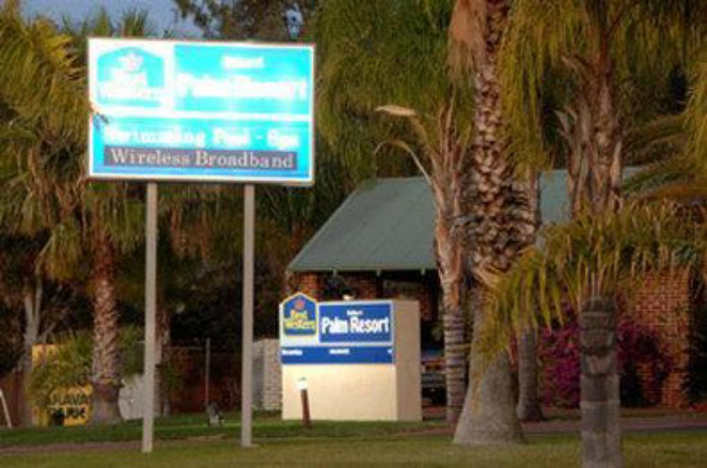 More about Kalbarri Palm Resort