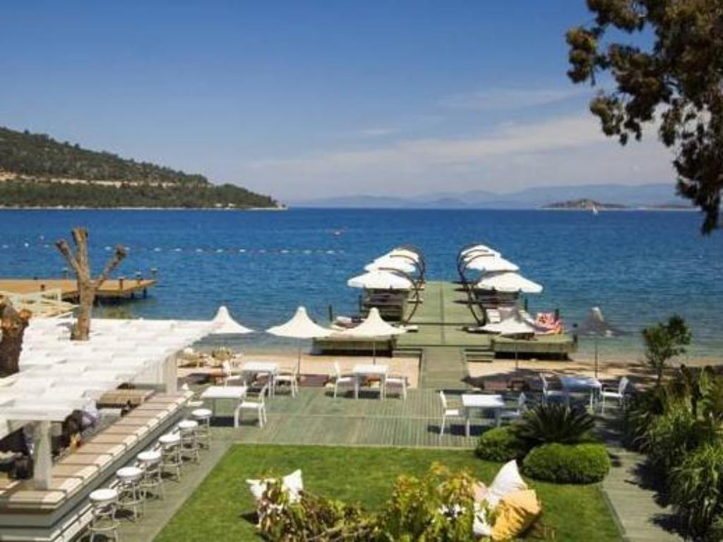 Beach The Marmara Bodrum Hotel