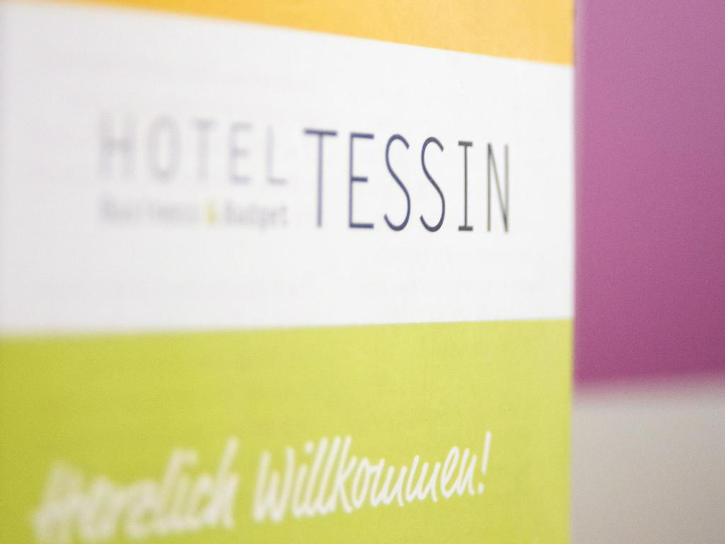 Interior view Business and Budget Hotel Tessin