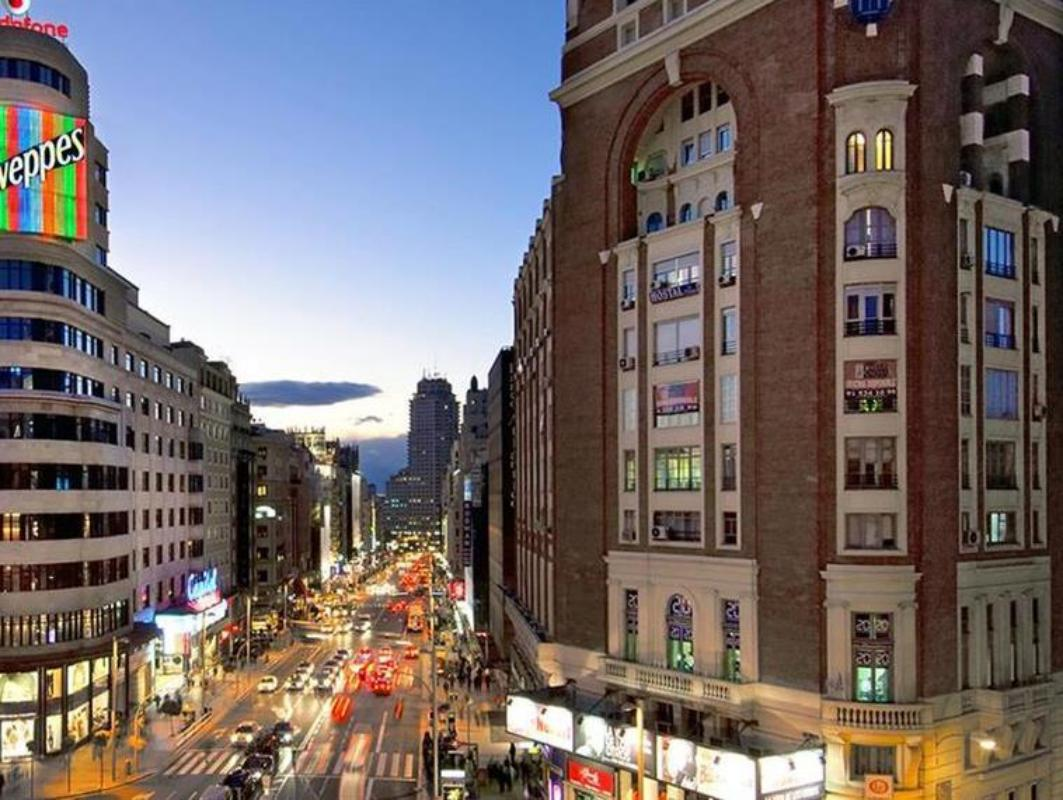Vincci Capitol Hotel In Madrid Room Deals Photos Reviews