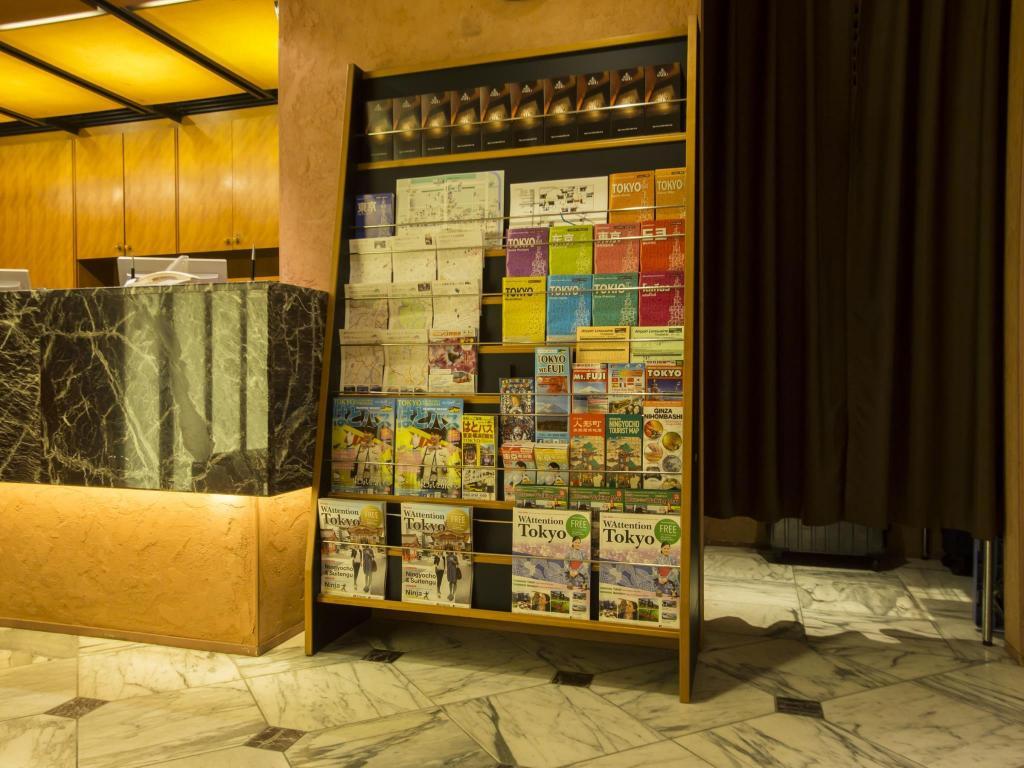 Hotel Nihonbashi Saibo Best Price On Hotel Nihonbashi Saibo In Tokyo Reviews