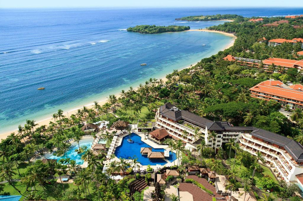 Nusa Dua Beach Hotel And Spa Resort Bali Deals Photos Reviews