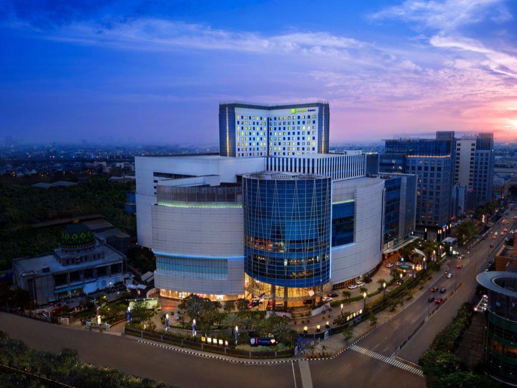 Holiday Inn Express Jakarta Pluit Citygate Jakarta 2020 Updated Deals 20 Hd Photos Reviews