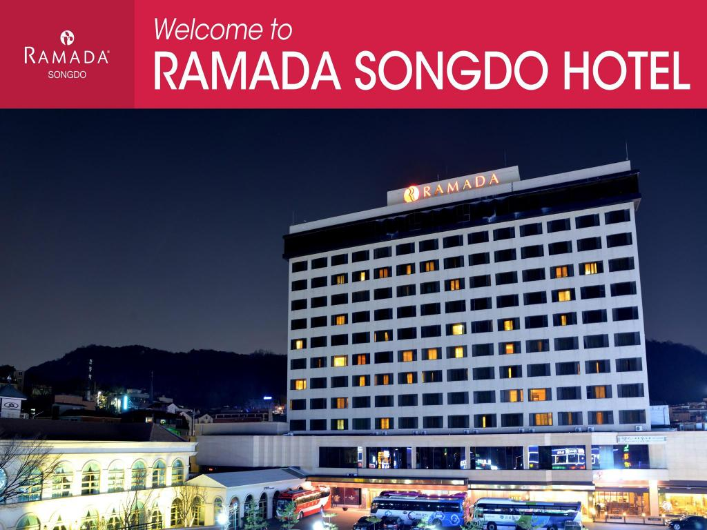 More about Ramada Songdo