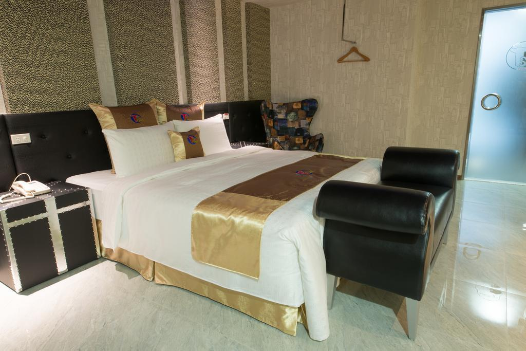 Comfort Double Room with Hot Spring Bath Ting-Shuai Motel