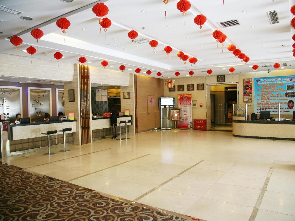 Lobi Huafu International Hotel