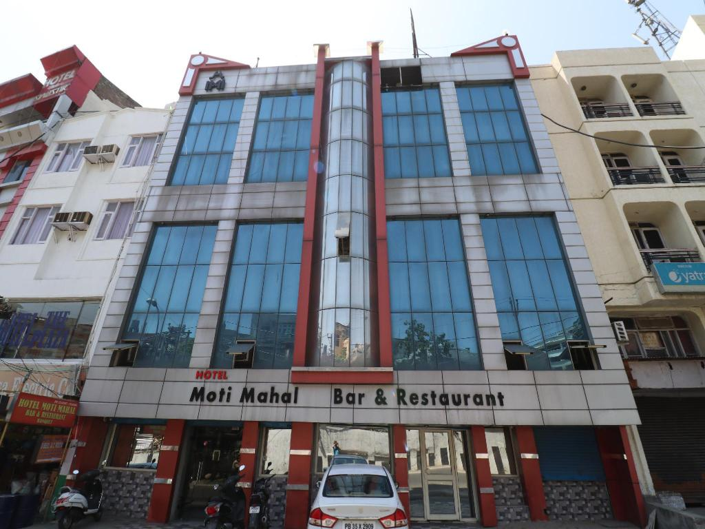 SPOT ON 37277 Hotel Moti Mahal By Mtmc Rooms