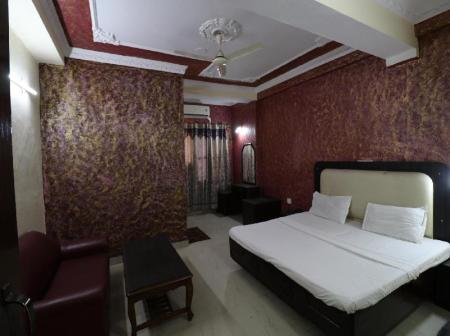 Habitación SPOT ON 37277 Hotel Moti Mahal By Mtmc Rooms