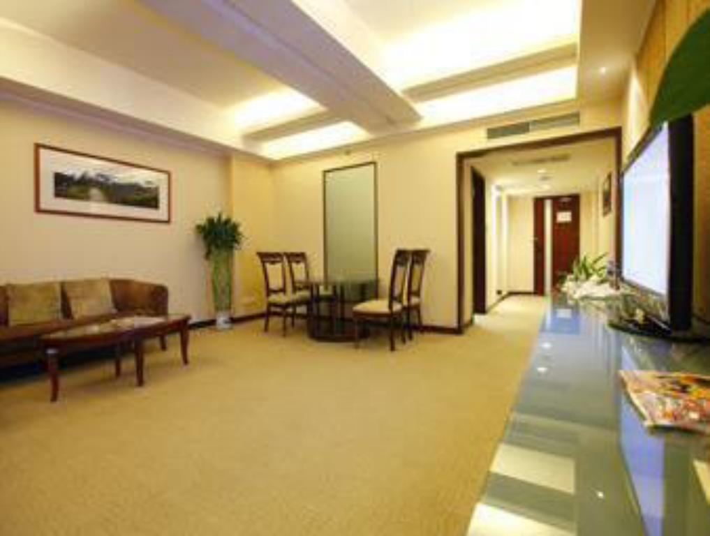 Interieur Changchun Zhuozhan Days Hotel
