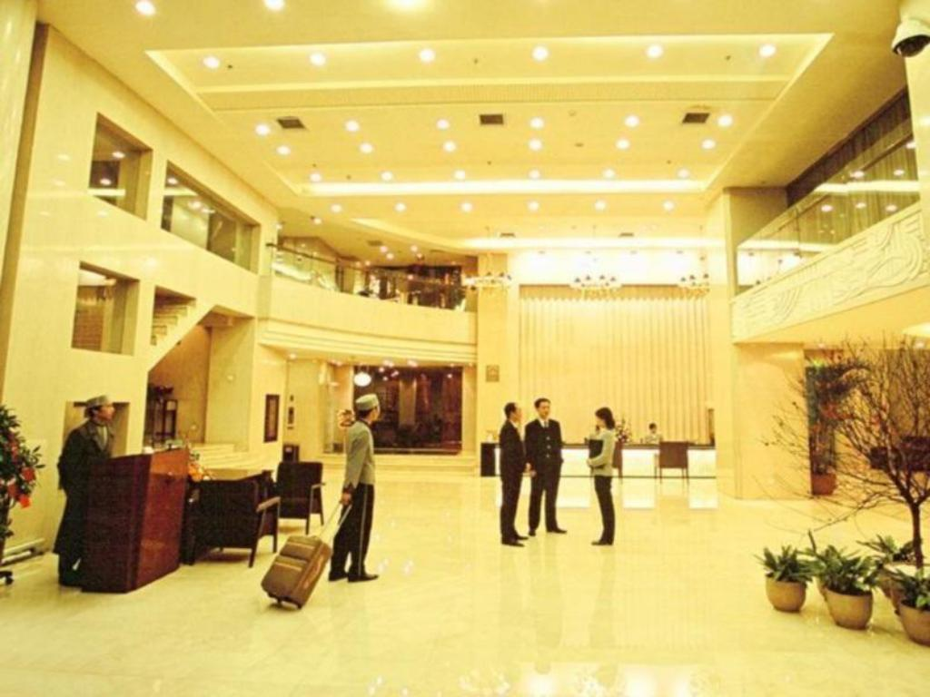 Lobi Hunan Royal Seal Hotel