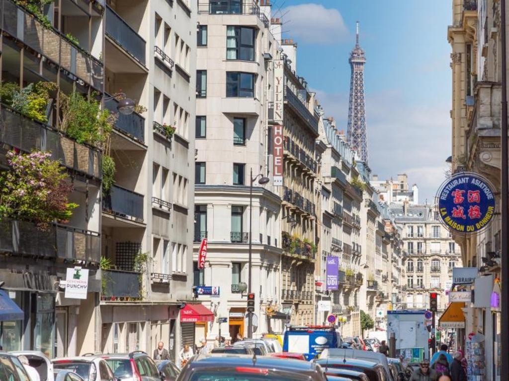 Hotel Yllen Eiffel Paris  Oportunidades De  U00faltima Hora Com