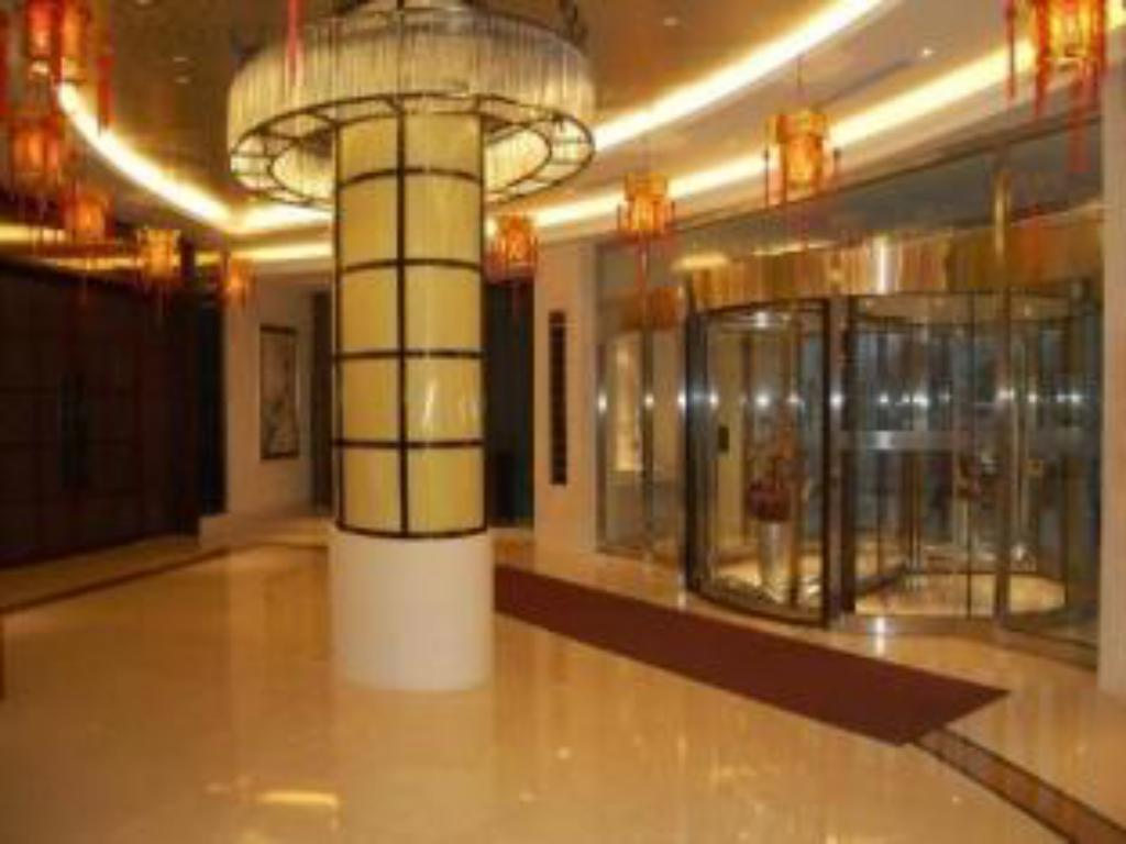 Lobby Datong Continental Hotel