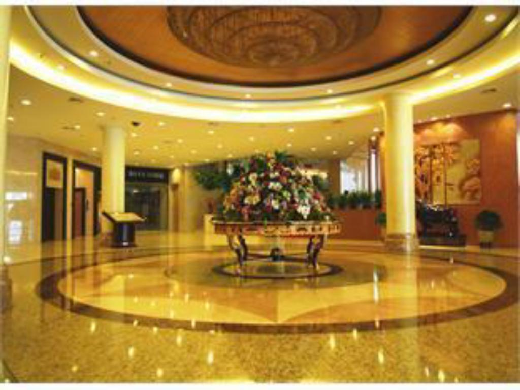 Лоби Datong Yungang International Hotel