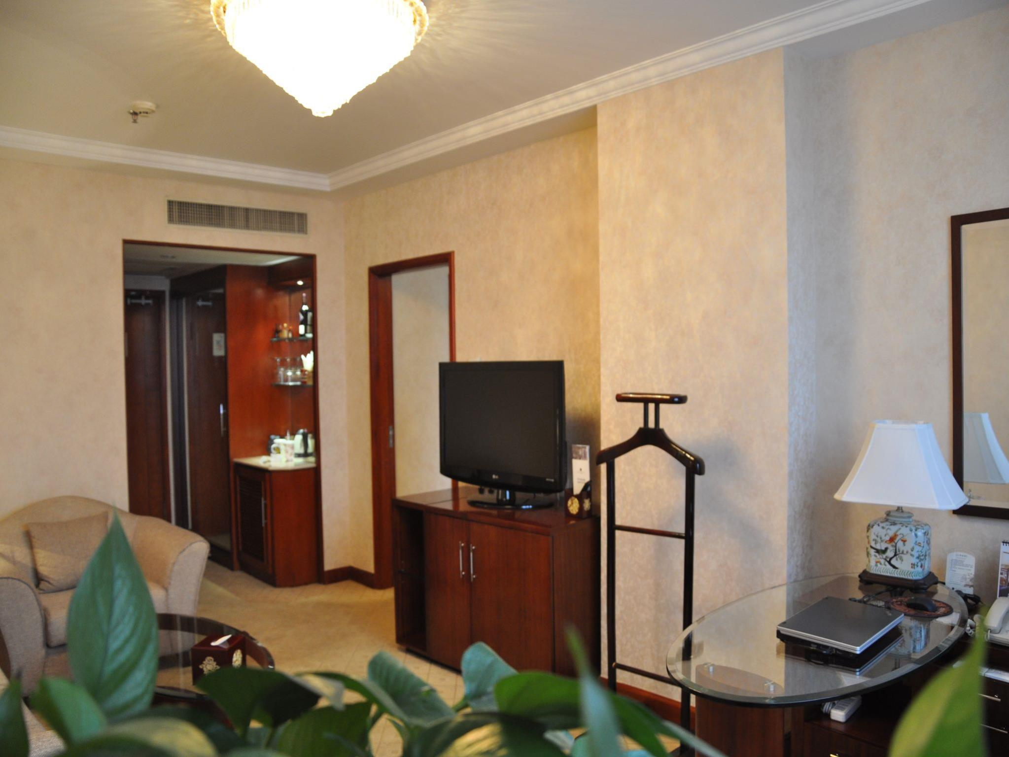 Suită executive (Executive Suite)