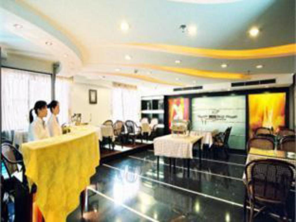 Coffee shop Wuhan Tianyuan Commercial Hotel