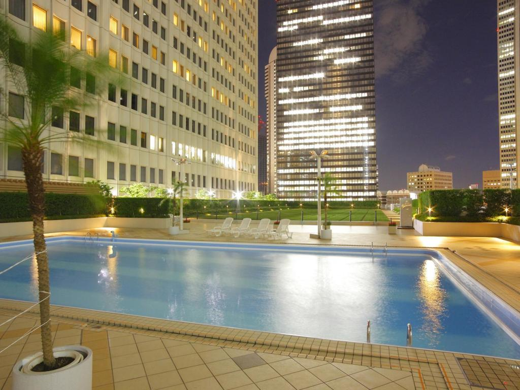 Swimming pool [outdoor] Keio Plaza Hotel Tokyo