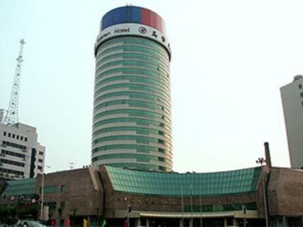 Meer over Golden Hotel Shenyang
