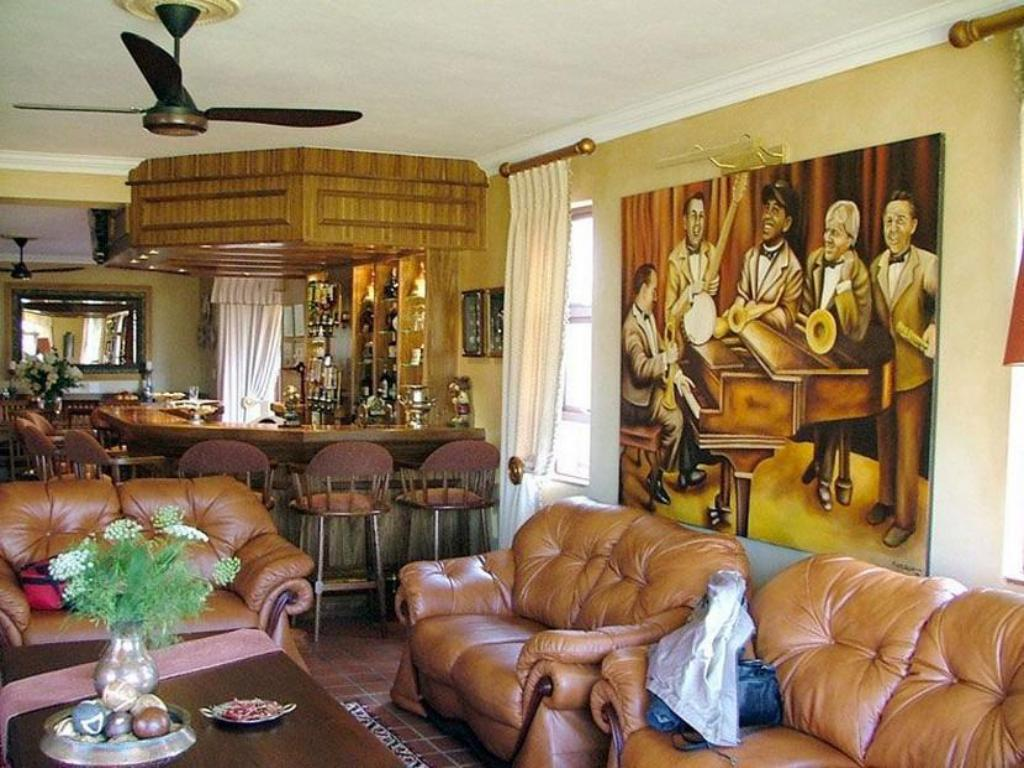 Vista interior The Woodpecker Inn