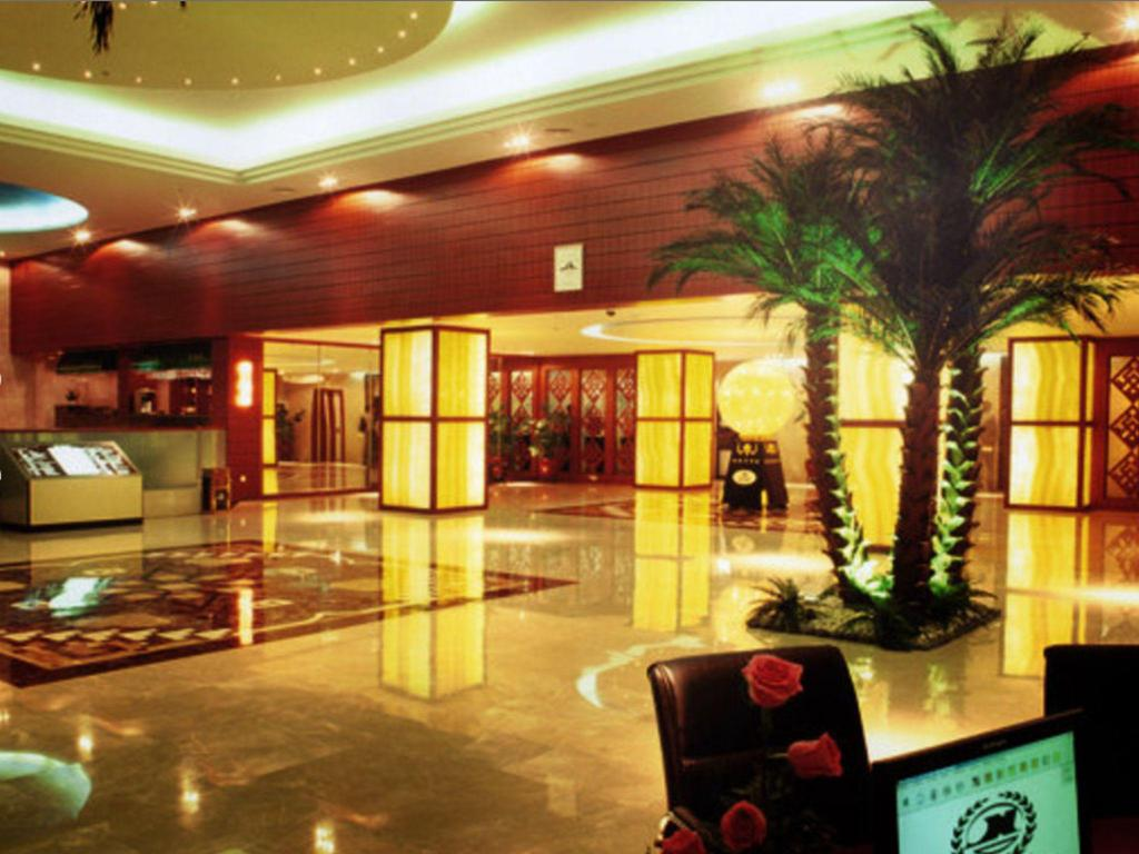 Empfangshalle Nanning Hotel
