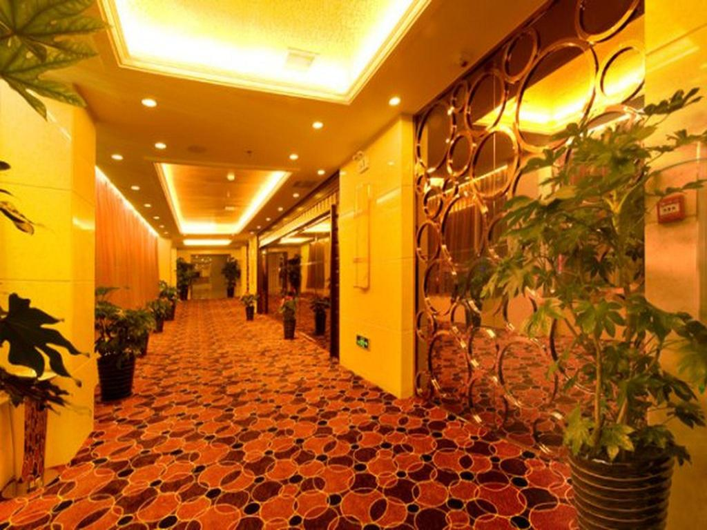 Interior view Sunrise International Hotel