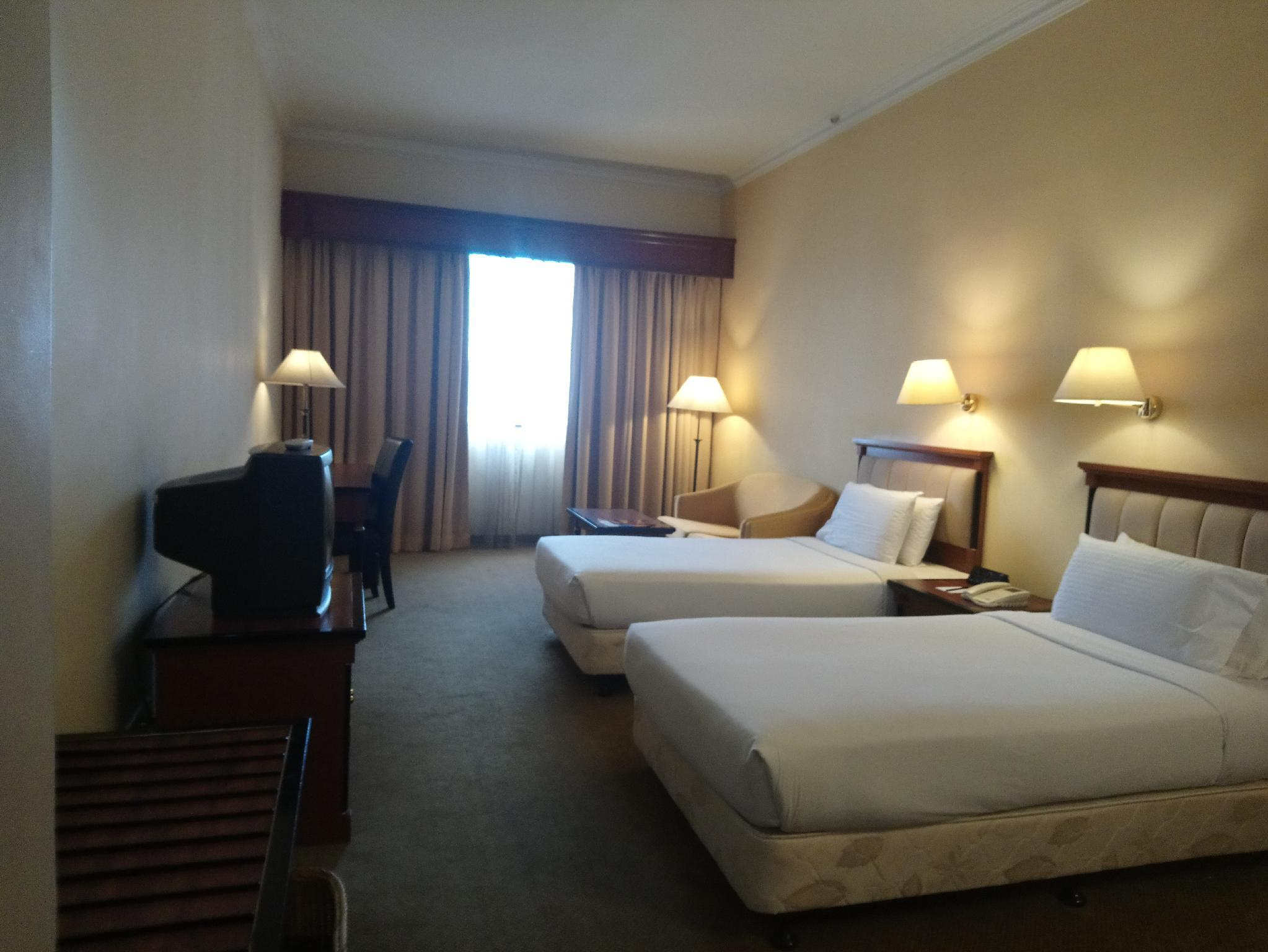 Lantai Executive - Kamar Deluxe dengan Sarapan (Executive Floor - Deluxe Room With Breakfast)