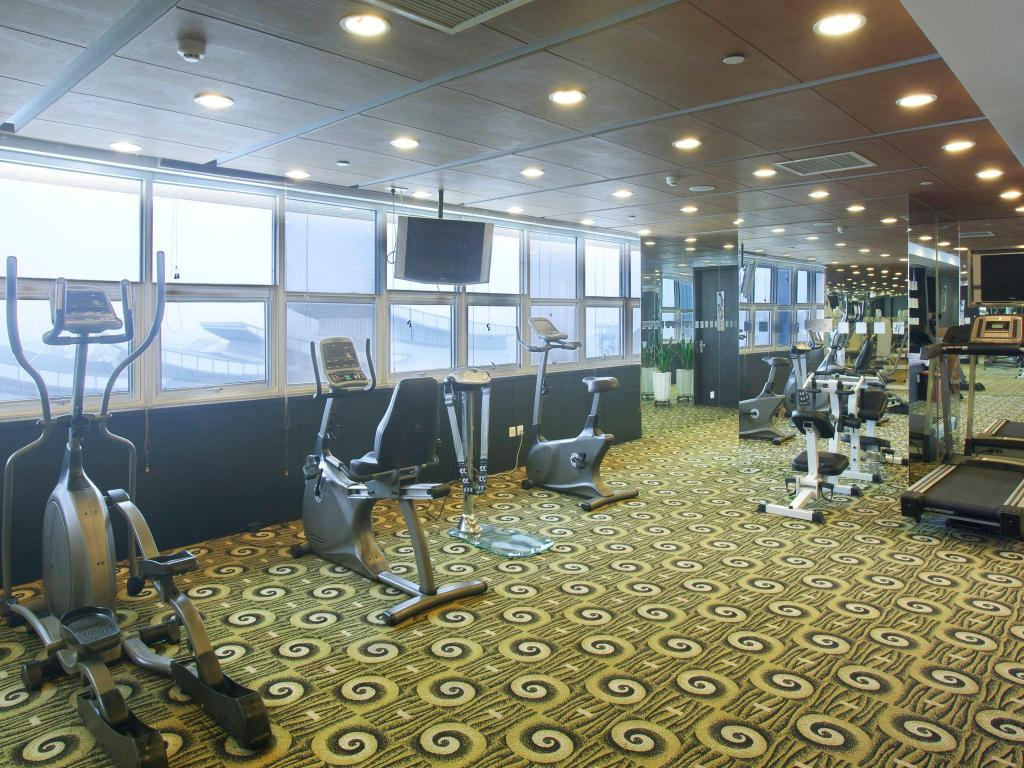 fitness centrum Holiday Inn Suzhou Jasmine