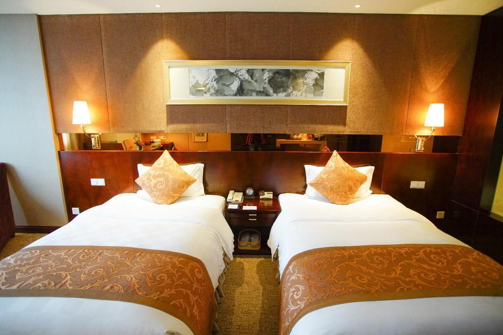 Selected Twin Room Xian Grand Soluxe International Hotel