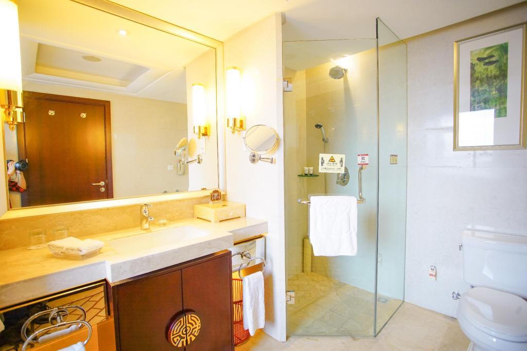 Best Price On Xian Grand Soluxe International Hotel In