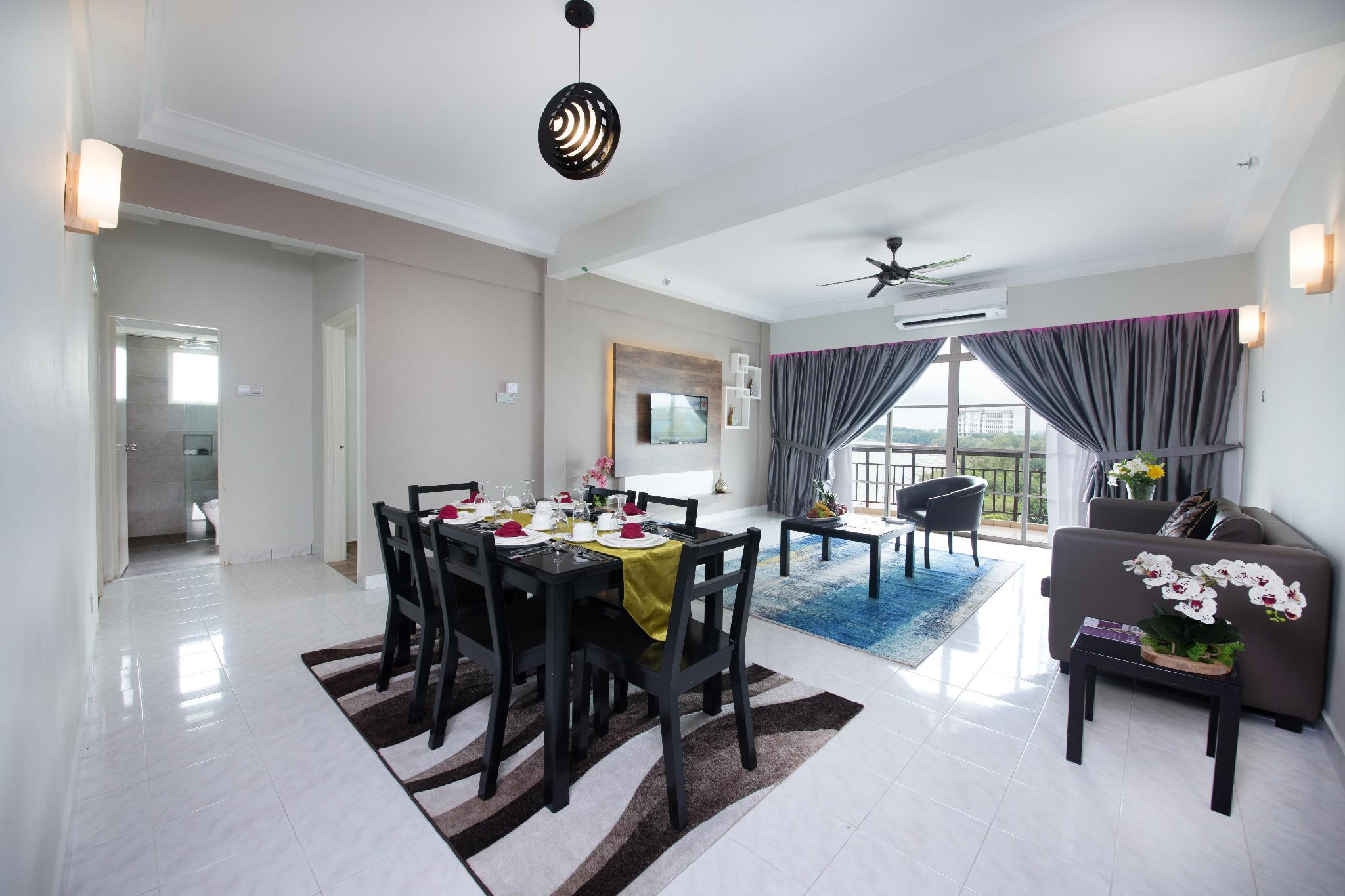2-Bedroom Premier Residence - Newly Renovated