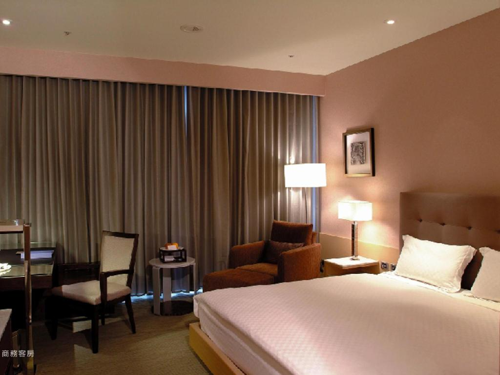 Room plan Taipung Suites Hotel