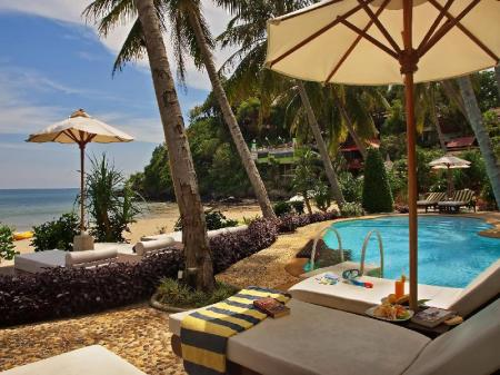 basen odkryty Phra Nang Lanta by Vacation Village