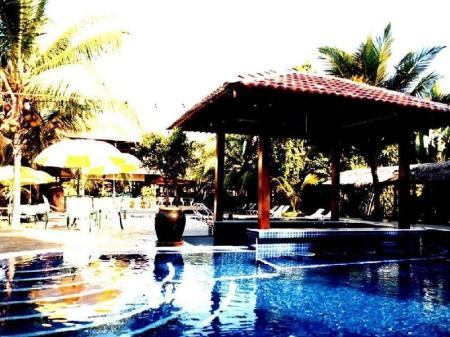 Peldbaseins Le Village Beach Resort Kuantan