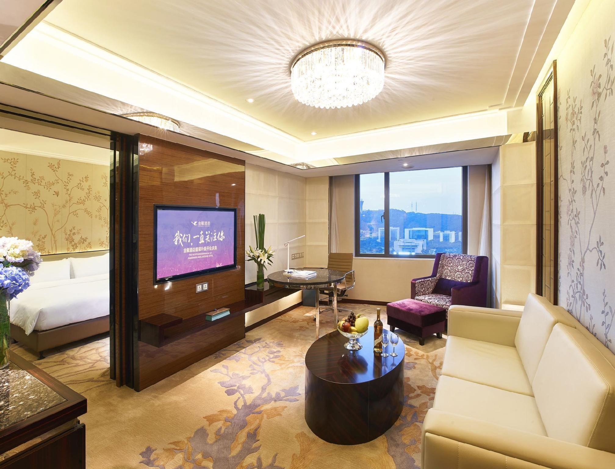 Suite dengan Pemandangan Danau (Lake View Suite)