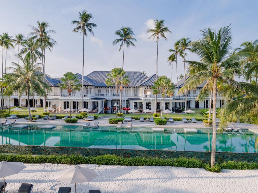 Book The Sanchaya Resort In Bintan Island, Indonesia