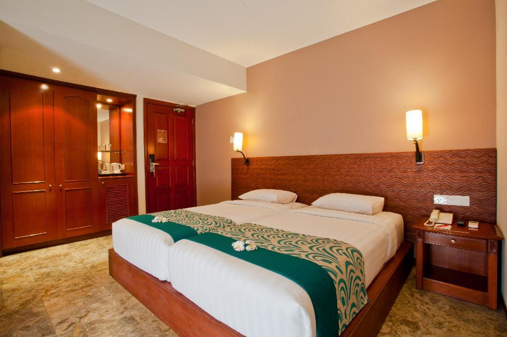 Quarto Standard - Quarto White Rose Kuta Resort - Villas & Spa