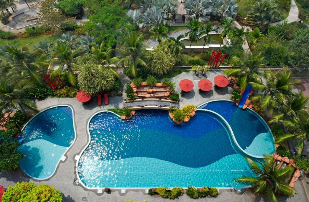 Swimming pool [outdoor] Ancasa Residences - Port Dickson by Ancasa Hotels & Resorts
