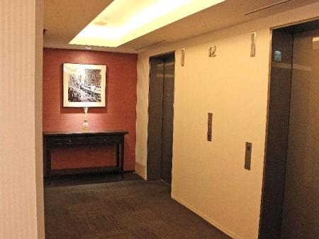 Interior view Hotel Gracery Ginza
