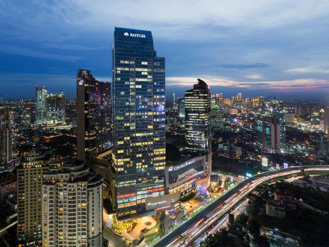 Best Price On Raffles Jakarta In Jakarta Reviews