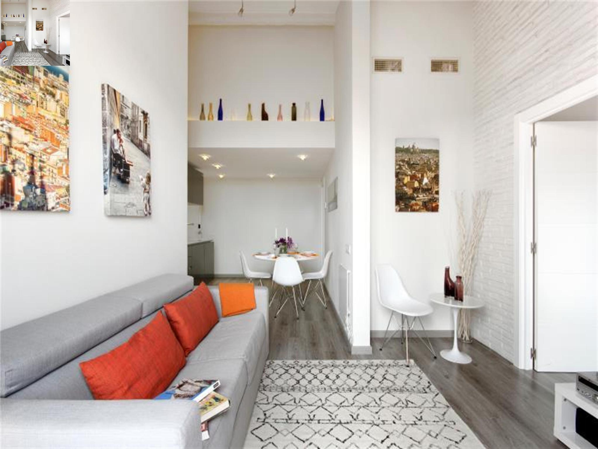 Mercedes Heritage Best Barcelona Apartments Barcelone – fres