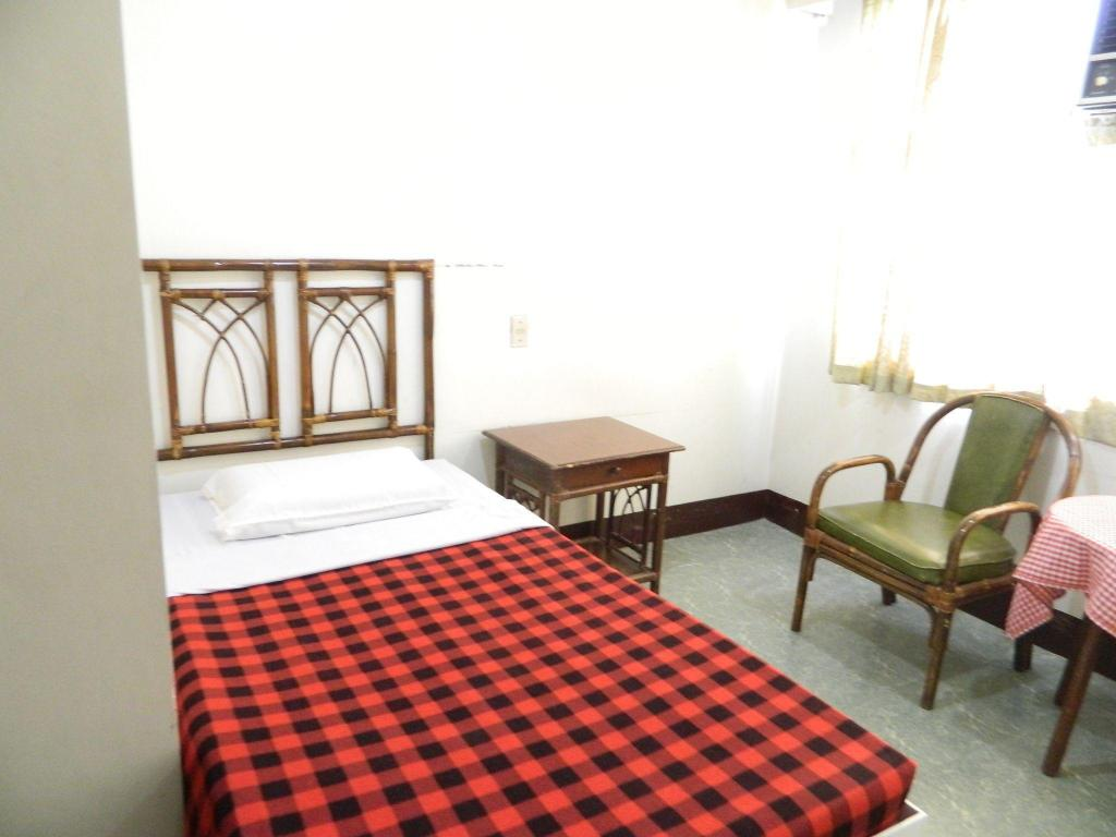 Single Room Maria Christina Hotel