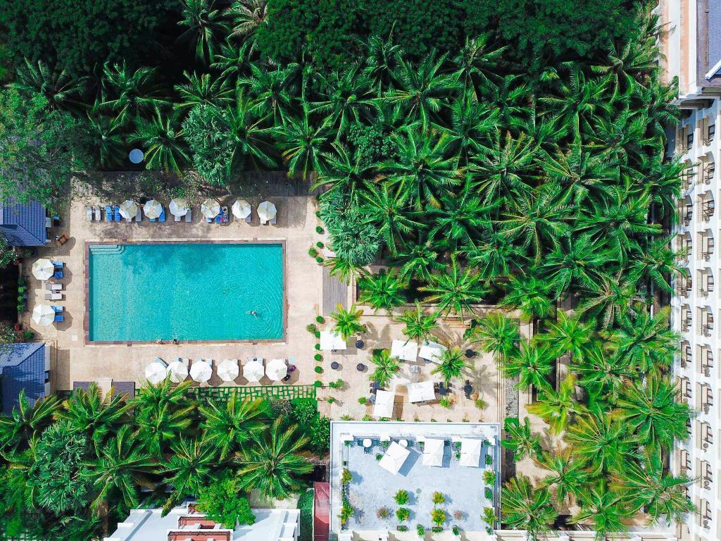 The Privilege Floor By Lotus Blanc Resort Siem Reap Deals