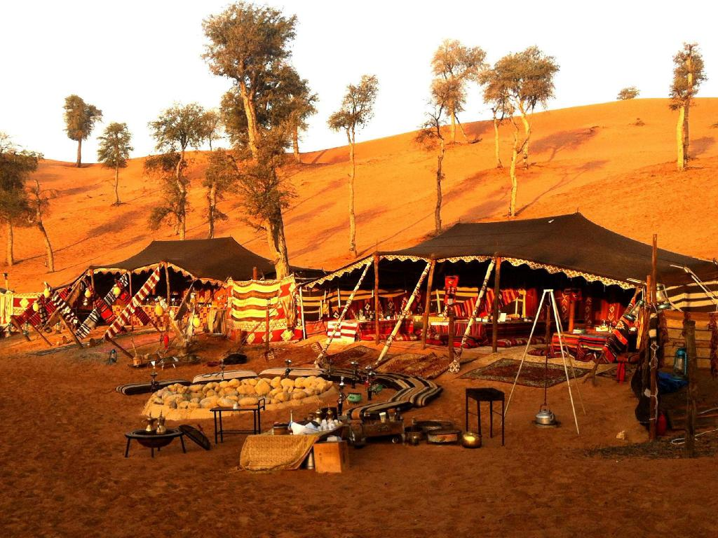 Best Price On Bedouin Oasis Camp In Ras Al Khaimah Reviews