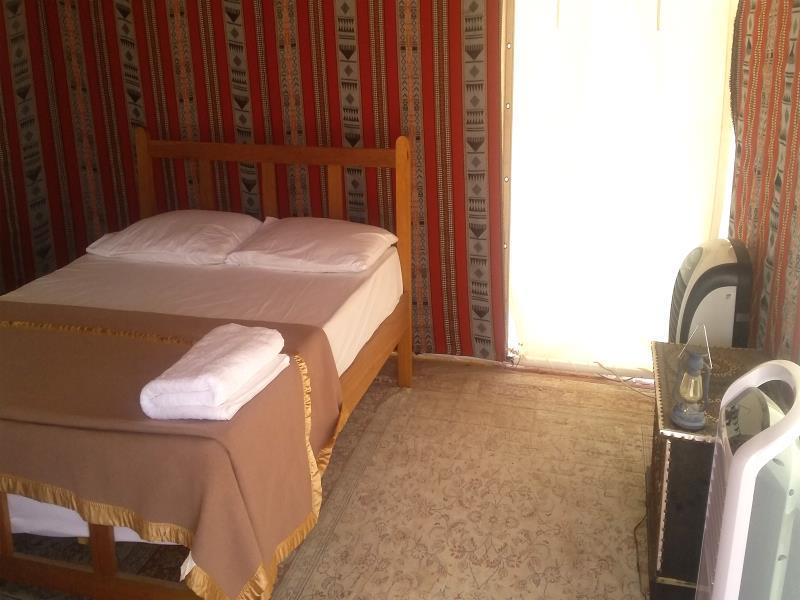 Tented Room with Air Conditioning And Bathroom (Half Board)
