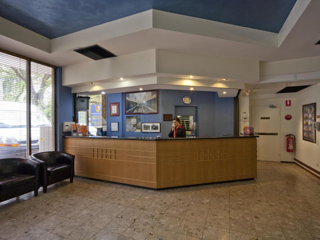 Lobby Capital Executive Apartment Hotel