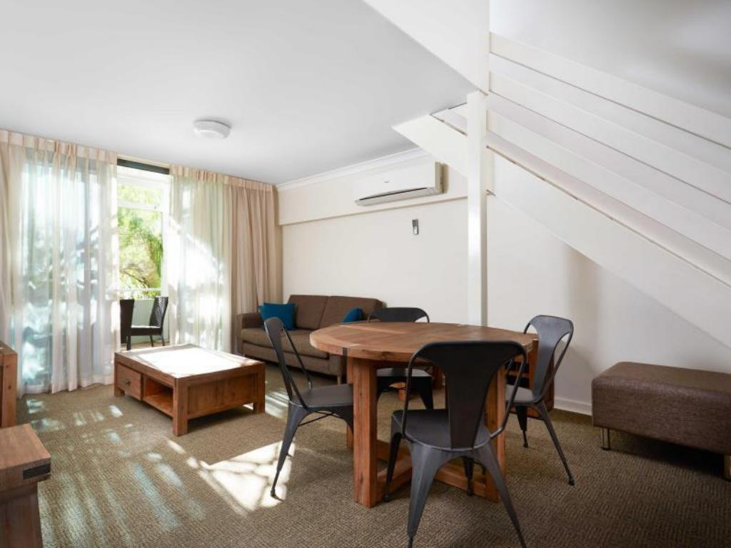 Loft 1 soverom Broadwater Resort Como