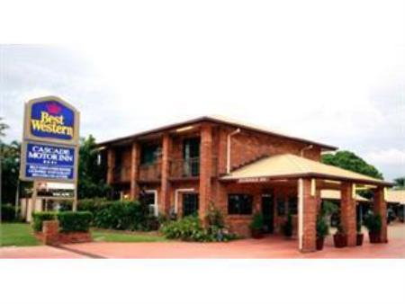 المنظر الخارجي Cascade Motel In Townsville