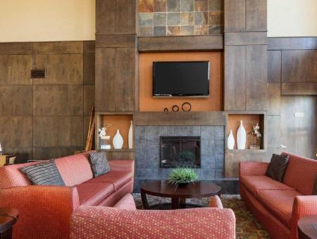 Viesnīcas interjers Quality Inn And Suites Houston North