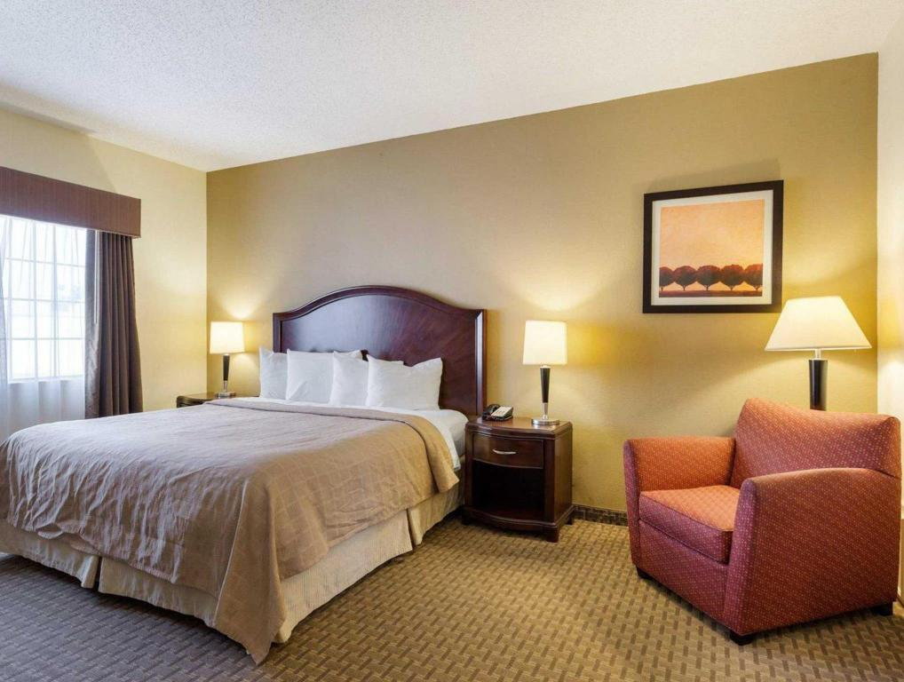 Standard - Quarto de hóspedes Quality Inn And Suites Houston North