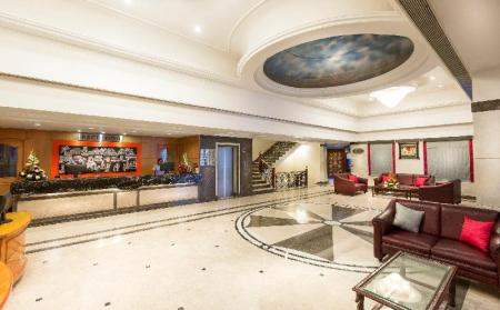 Lobby Regency Kanchipuram by GRT Hotels