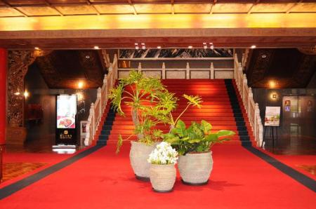 Lobby The Grand Hotel Kaohsiung